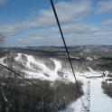 Ski à Morin Heights