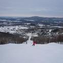 Ski à Bromont
